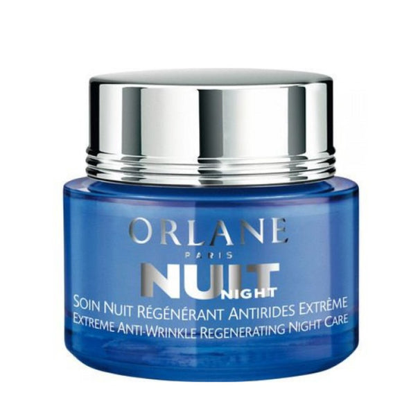 Orlane Extreme Anti Wrinkle Regenerating Night Care Jar 50ml - The Golden Galleria