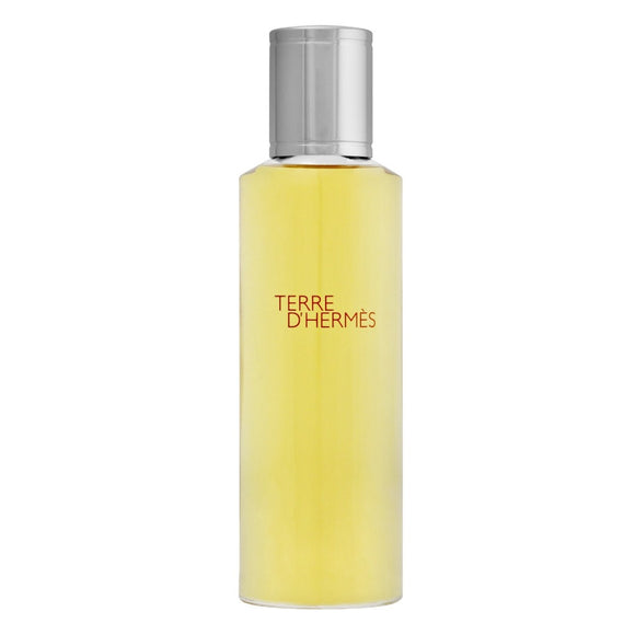 Hermès Terre d'Hermès Pure Perfume 125ml Refill   Without Pump - The Golden Galleria