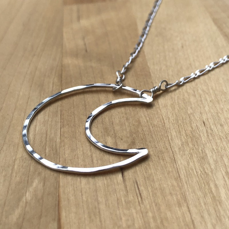 Crescent Moon - Necklace