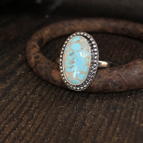 Turquoise - Stacking Ring