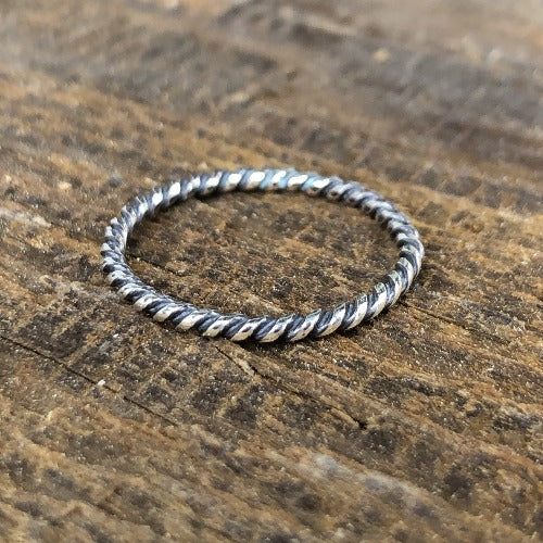 Rope - Stacking Ring
