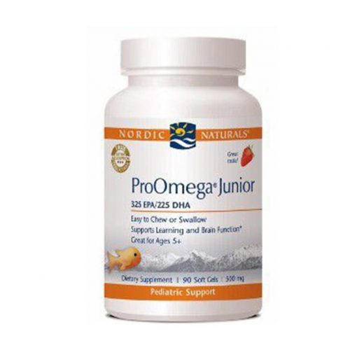 Nordic Natural Pro Omega Junior Strawberry