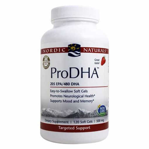 Nordic Naturals Pro DHA Strawberry