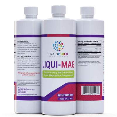 Supplement for Liqui-Magnesium