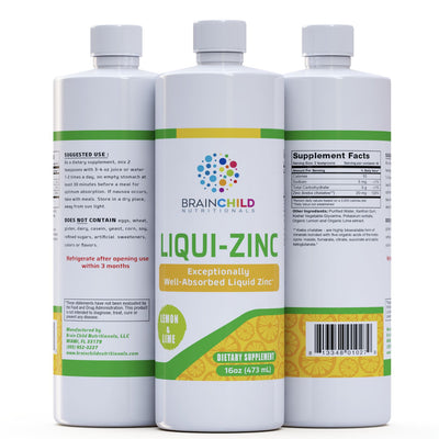 Supplement for LiquiZinc