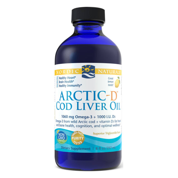 Supplement for Nordic Naturals Arctic Cod