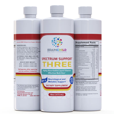 Supplement for Spectrum Support III