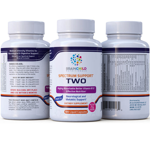 Spectrum Support II (P5P) Vitamins