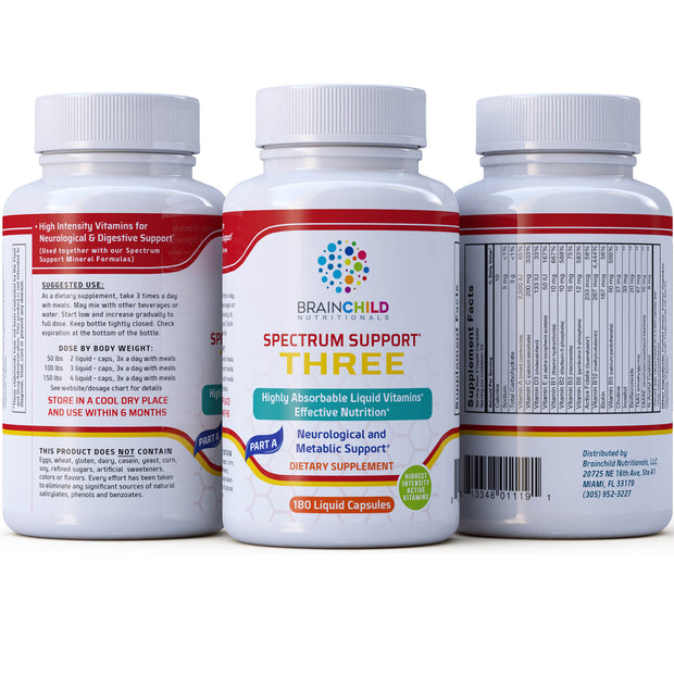 Spectrum Support III Vitamins