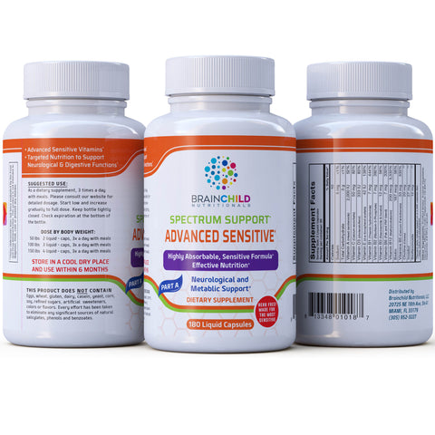 Spectrum Support Advanced Sensitive Vitamins