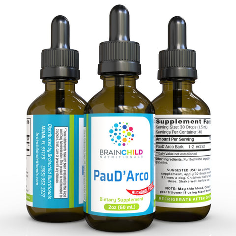 Supplement for Pau D'Arco Organic