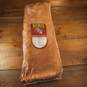 Nueske's Applewood Smoked Slab Bacon (Whole Slab)