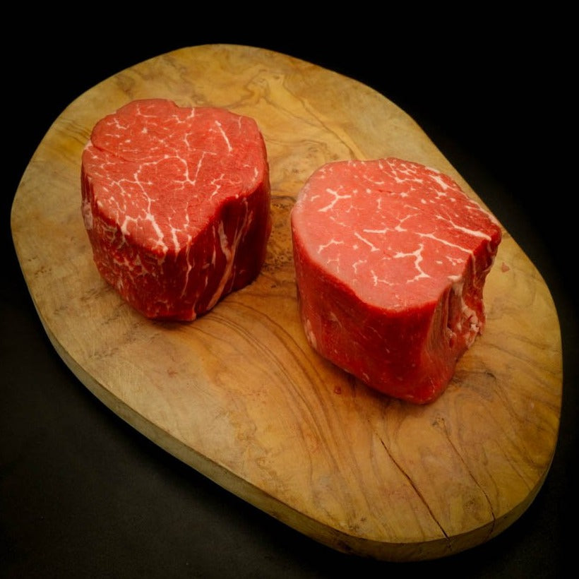 USDA Choice Filet Mignon Steaks, Center Cut