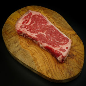 Strip Steaks, Bone-In (KC Steak), Choice