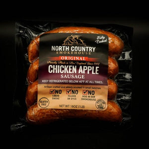 North Country Chicken Apple Sausage