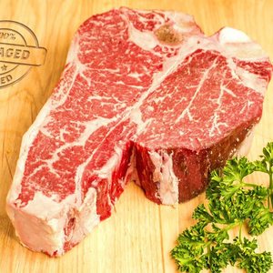 USDA Prime Dry Aged Porterhouse Steak