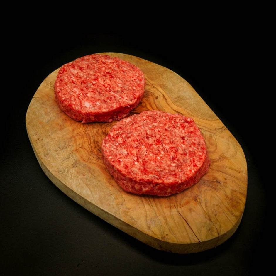 Classic Steakhouse Burgers, 80/20 Blend (2 per pkg.)