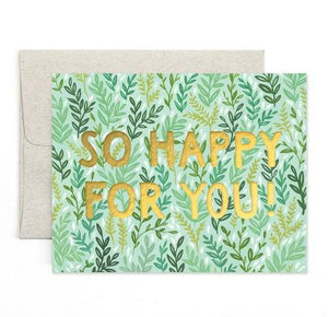 Mint Meadow Friendship Card
