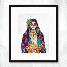 Load image into Gallery viewer, Dolan Geiman Signed Print Señorita (Violet)