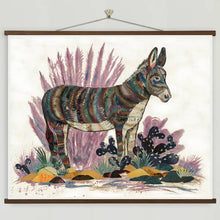 Load image into Gallery viewer, Dolan Geiman Signed Print Burro (V2)