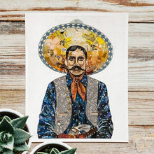 Load image into Gallery viewer, Dolan Geiman Signed Print Vaquero (Indigo)