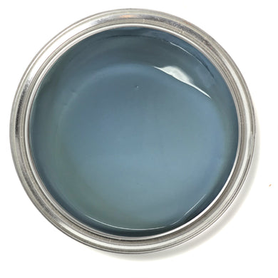 French Blue Outdoor Paint