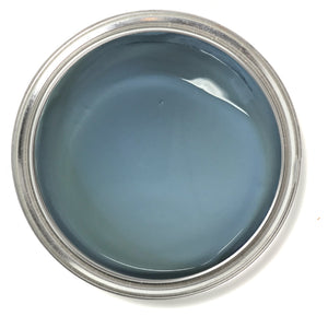 French Blue Chalk Based Paint