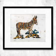 Load image into Gallery viewer, Dolan Geiman Signed Print Burro