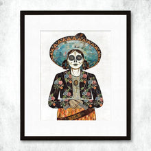 Load image into Gallery viewer, Dolan Geiman Signed Print Señorita (Flores)