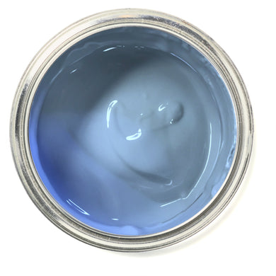 Bayou Blue Chalk Based Paint