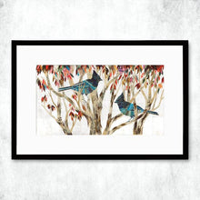 Load image into Gallery viewer, Dolan Geiman Signed Print Steller's Jay