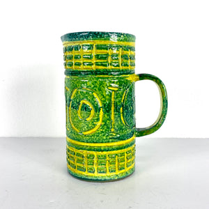 Italian Pottery Pitcher