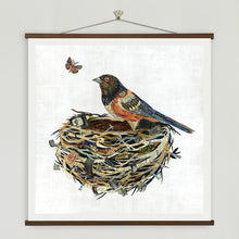 Load image into Gallery viewer, Dolan Geiman Signed Print Towhee