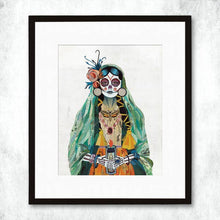 Load image into Gallery viewer, Dolan Geiman Signed Print Señorita (Verde)