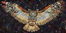 Load image into Gallery viewer, Dolan Geiman Signed Print Owl (The Protector)