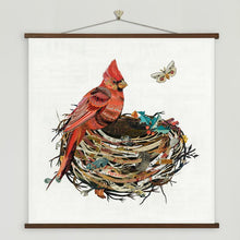 Load image into Gallery viewer, Dolan Geiman Signed Print Cardinal