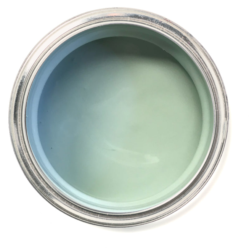 Creme de Menthe Outdoor Paint