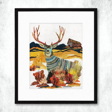 Load image into Gallery viewer, Dolan Geiman Signed Print Deer Valley