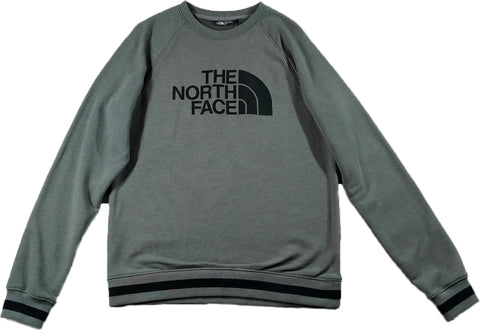 Chandail Crew Neck The North Face Gris Foncé Homme Crux