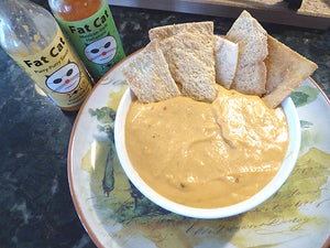 Big Dog Tina's Fabulous Fat Cat Beer and Cheese Dip