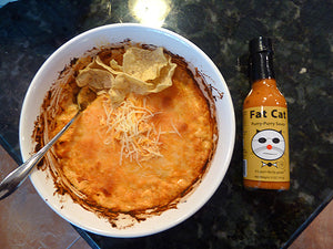 Purry-Purry Chicken Dip
