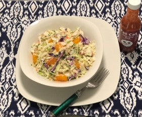 Spicy Citrus Slaw