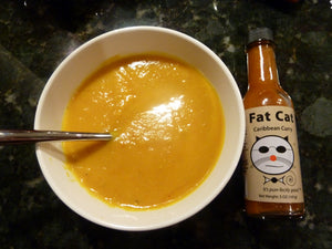 Spicy Winter Squash Soup