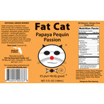 Papaya Pequin Passion Hot Sauce - Fat Cat Gourmet Hot Sauce & Specialty Condiments
