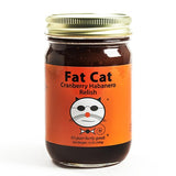 Cranberry Habanero Relish - Fat Cat Gourmet Hot Sauce & Specialty Condiments