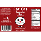 EVERYDAY RED JALAPENO HOT SAUCE - Fat Cat Gourmet Hot Sauces & Specialty Condiments
