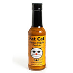 PAPAYA PEQUIN PASSION HOT SAUCE - Fat Cat Gourmet Hot Sauces & Specialty Condiments