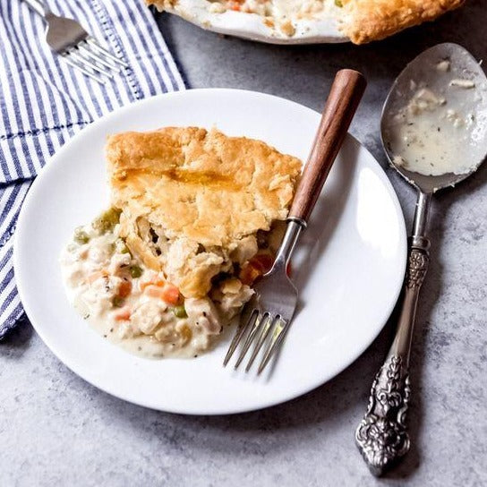 Chicken Pot Pie (9 inch)