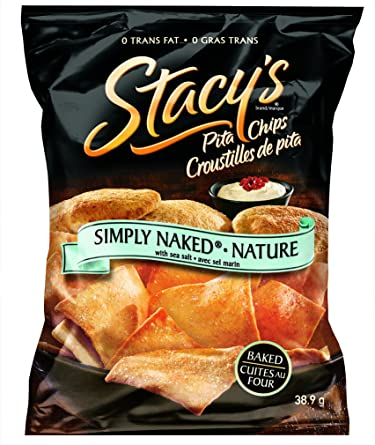 Stacy's Pita Chips Simply Naked 277 gr