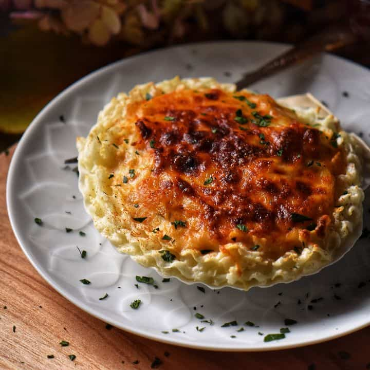 Coquille Saint-Jacques Pie (9 inch)